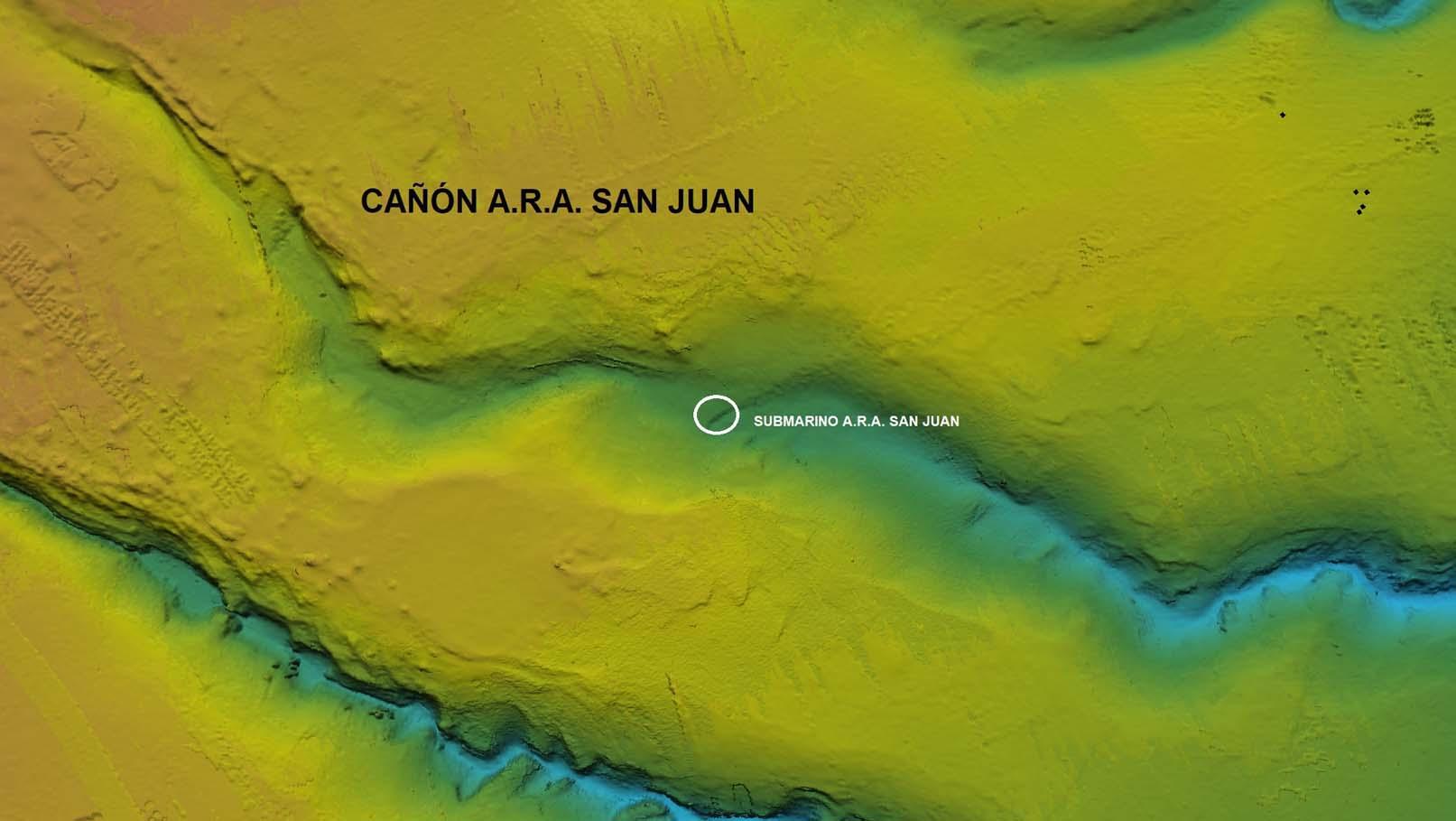 Cañón A.R.A. San Juan  (Imagen 3D)
