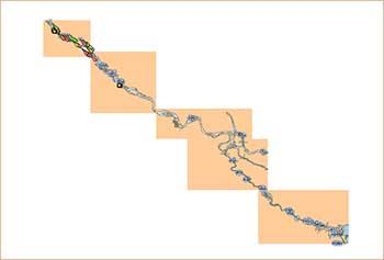 <em>Diagrama de celdas AR4EM042- AR4PP112- AR4PP175- AR4PI297- AR4PI360 (sur a norte)</em>