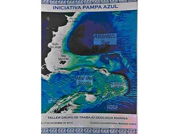 Pampa Azul: primer Taller de Geología Marina
