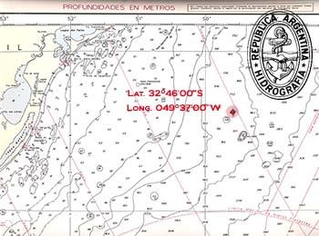 <em>Ultima posición velero Tunante II</em>