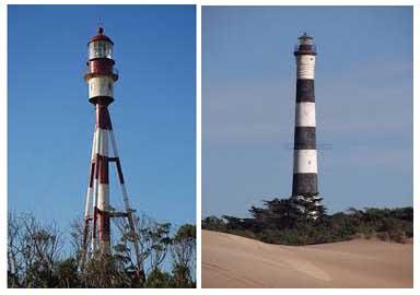 <em>Faro Punta Médanos y Faro Querandí</em>