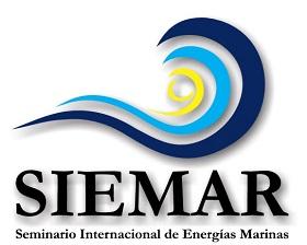 Logo del Seminario Internacional de Energías Marinas (SIEMAR).