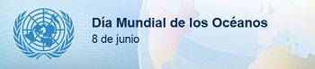logo del Día Mundial de los Océanos