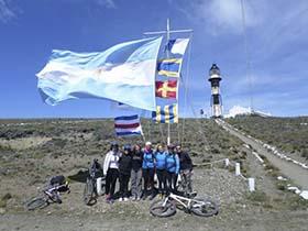 Faro Recalada Bahía Blanca. Monte Hermoso.
