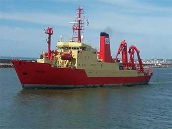 Buque Oceanográfico ARA <Q>Austral</Q>
