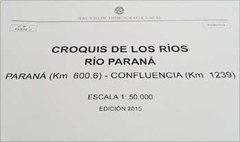 Tapa del Croquis CR1 Parte II.