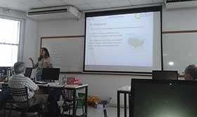 Presentaciones del Servicio Meteorológico Nacional.