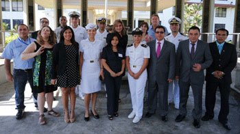 6to. Curso de Entrenamiento Internacional sobre Validación de Cartas de Navegación Electrónica