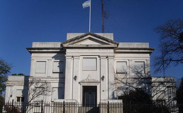 Edificio del Observatorio Naval Buenos Aires