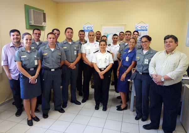 Visita al IC-ENC América Latina