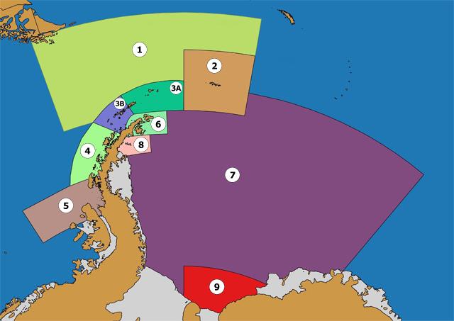 Grafico de zonas